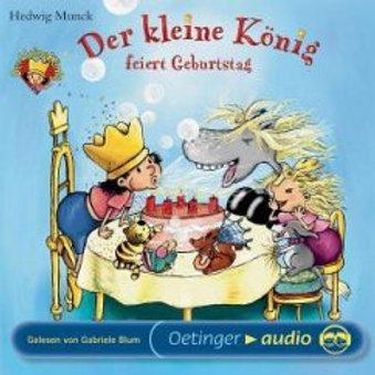 CD Der kleine König feiert Geburtstag
