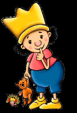 der kleine koenig und teddy