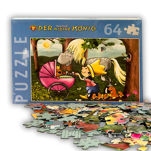 36 oder 64-teiliges Puzzle