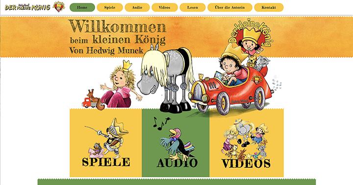 www.derkleinekoenig.de