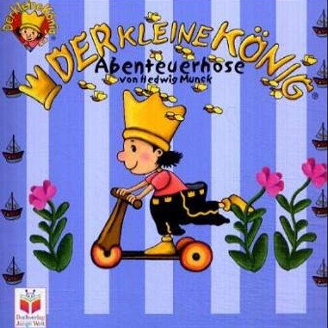 Der kleine König: Abenteuerhose Mini Soft Cover