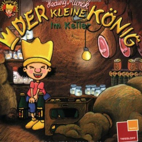Der kleine König: Im Keller Mini Soft Cover
