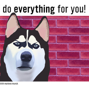 Your dog knows you're an idiot