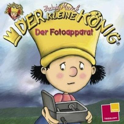 Der kleine König: Der Fotoapparat Mini Soft Cover