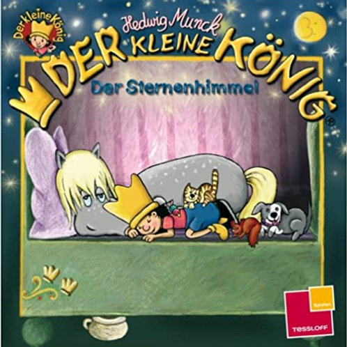 Der kleine König: Der Sternenhimmel Mini Soft Cover