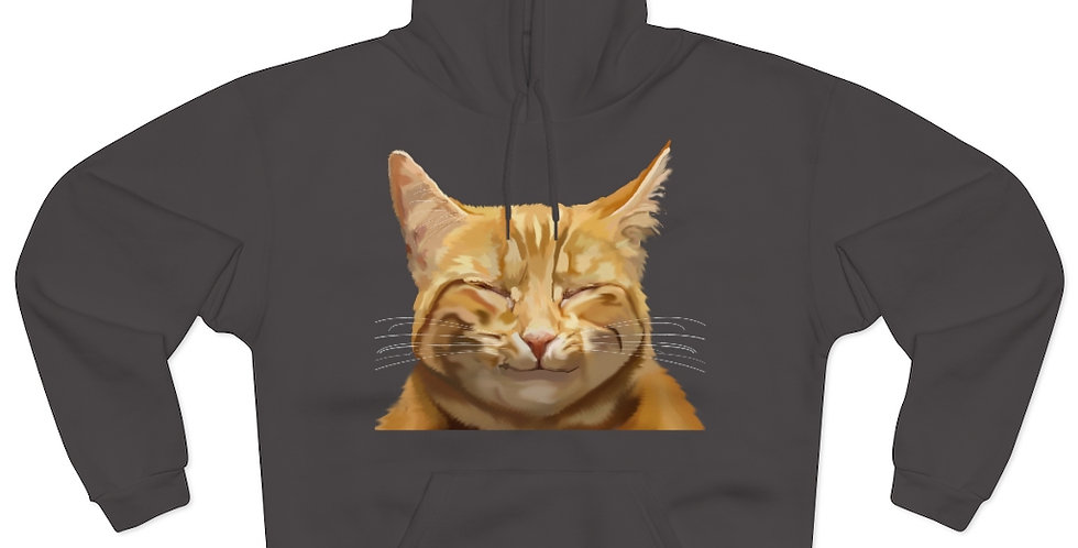 Kitty Unisex Pullover Hoodie