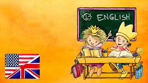 der kleine koenig lernt englisch mit der prinzessin
