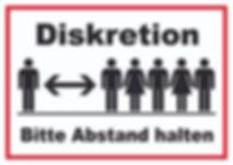 Seitensprungzimmer bedeutet Diskretion