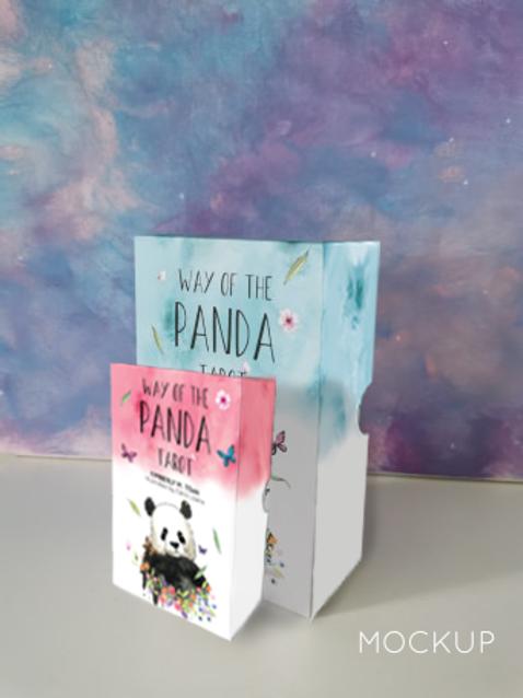 Way Of The Panda Tarot (Baby Panda Edition)