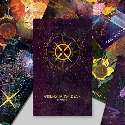 Oriens Mini Tarot 🇦🇺