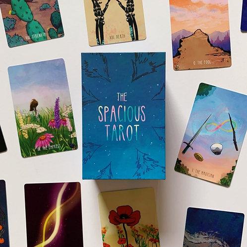 The Spacious Tarot (2nd Edition)