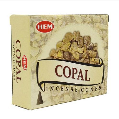 HEM Copal Incense Cones