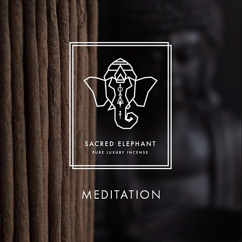 Sacred Elephant Inspired Collections (Meditation) 🇬🇧
