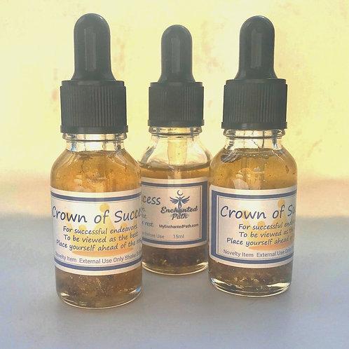 Crown of Success Hoodoo Oil