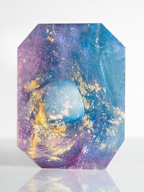 Crystal Bar Soap (Spirit of Eternity - Opalite)