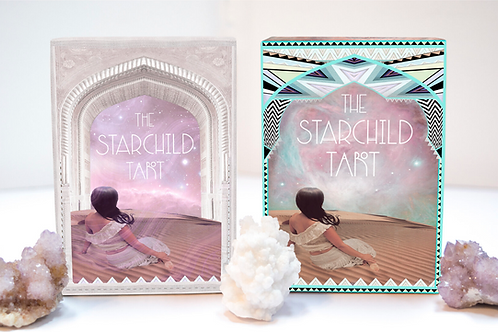 The Starchild Tarot - 1st Edition (Limited Re-print)