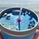 Thumbnail: Sea Goddess (Water) 🜄 Crystal Candle