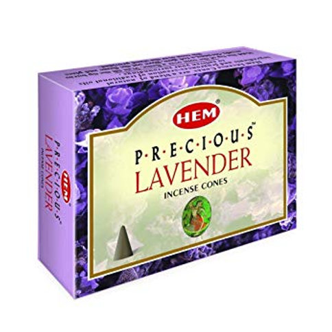 HEM Lavender Incense Cones