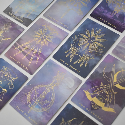 The Weaver Tarot (Journeyer Edition)