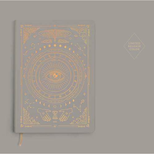 Magic of I Vegan Leather Journal - Stone
