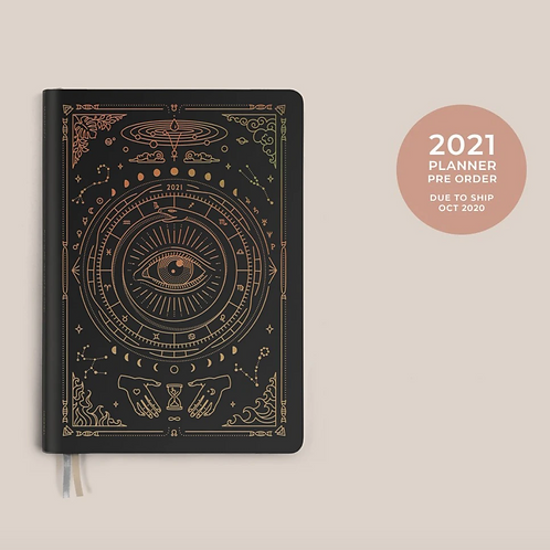 (Pre-Order) Magic of I 2021 Astrological Pocket Planner (2 Color Options)