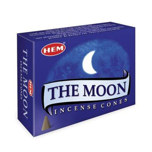 HEM The Moon Incense Cones