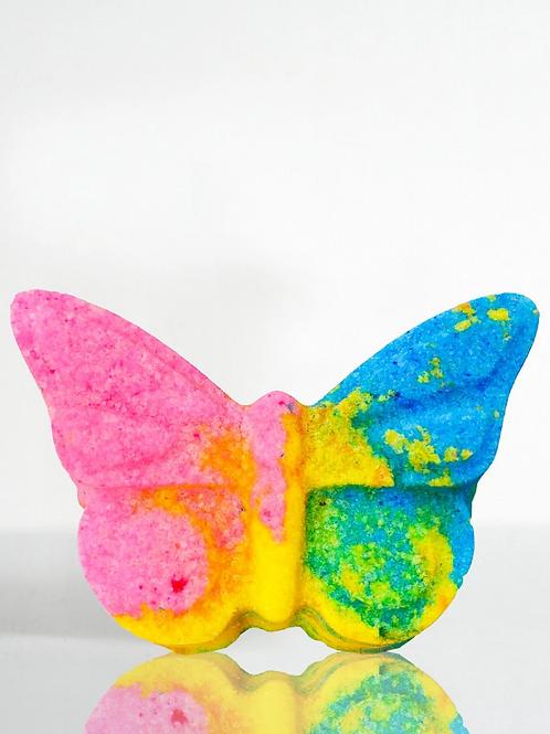 Crystal Bath Bomb (Butterfly Effect - Prehnite)
