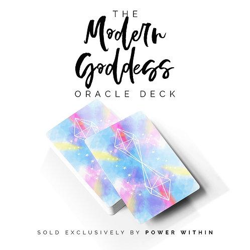 The Modern Goddess Oracle Deck
