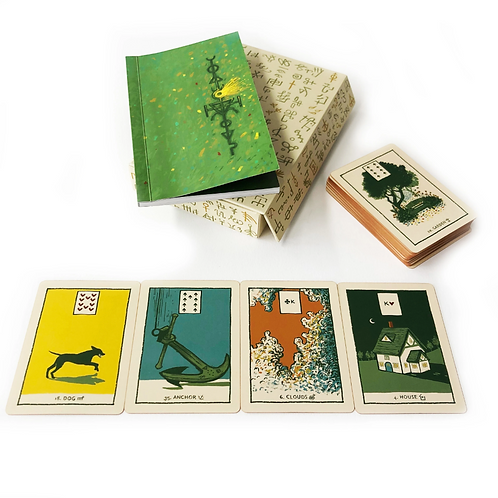 Green Glyphs Lenormand