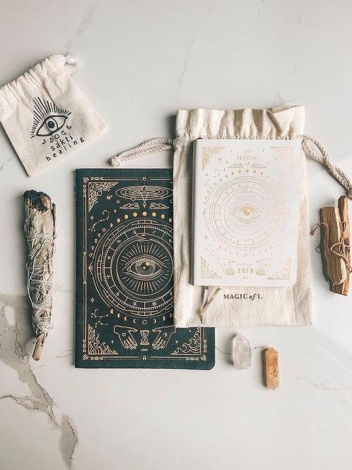 (Pre-Order) Magic of I 2021 Pocket Planner + Journal Bundle