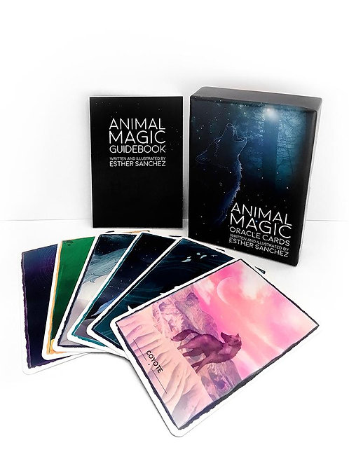Animal Magic Oracle Cards