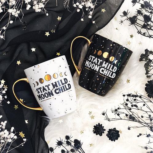 Stay Wild Moon Child Mug (2 color options) 🇦🇺