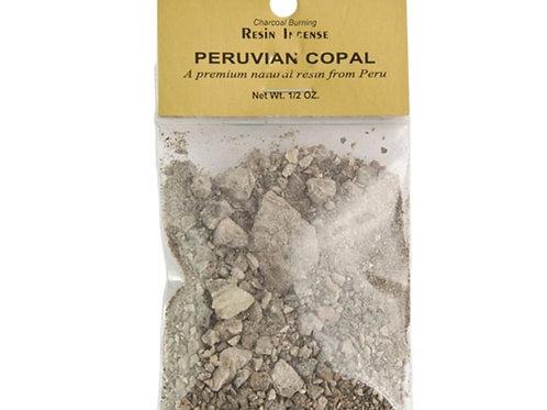 Peruvian Copal Resin