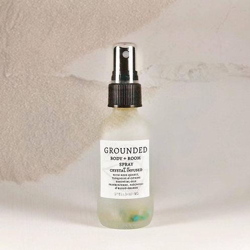 Grounded Room + Body Spray