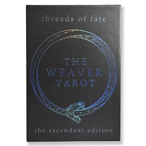 The Weaver Tarot (Ascendant Edition) 🇺🇸