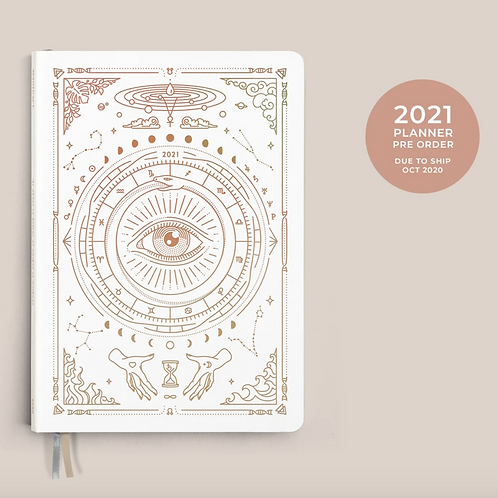 (Pre-Order) Magic of I 2021 Astrological Planner (2 Color Options)
