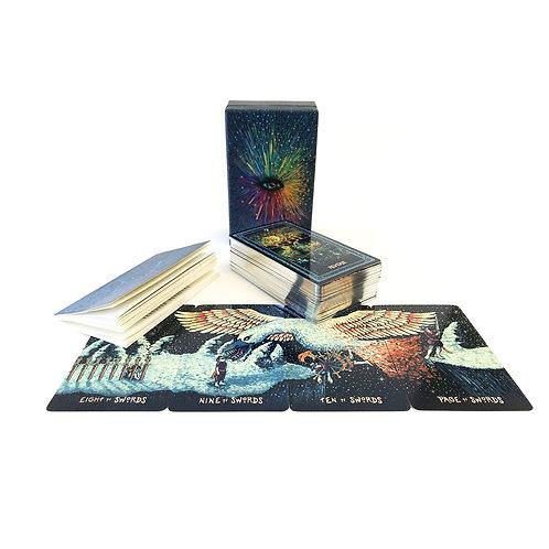(Pre-Order) Prisma Visions Tarot (6th Edition) 🇺🇸
