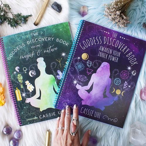 The Goddess Discovery Books Bundle