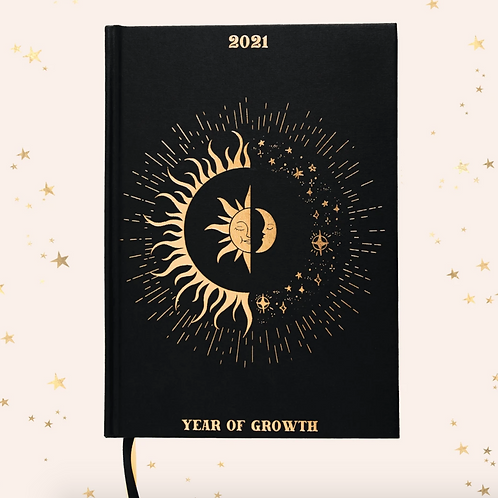 Dreamy Moons 2021 Year of Growth Book 🇦🇺