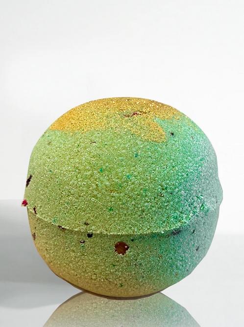 Crystal Bath Bomb (Spellbound - Smokey Quartz)