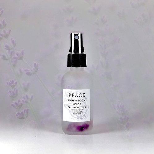 Peace Room + Body Spray