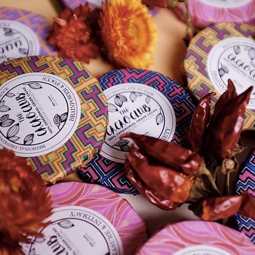 The Cacao Club Ceremonial Grade Cacao Sampler