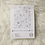 Thumbnail: The Fox Tarot: Fox Print Tarot Cloth 🇨🇦