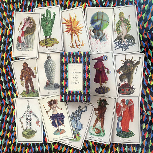 Carnival at the End of the World Tarot (2nd Ed.) 🇺🇸