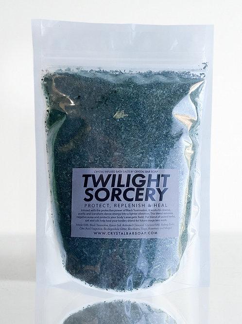Crystal Bath Salt (Twilight Sorcery - Black Tourmaline)