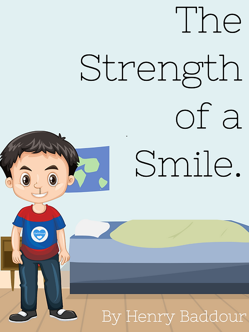 The Strength of a Smile Children's Book