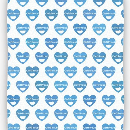 CleftProud Plush Fleece Blanket