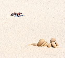 Two ladies (Tamarama Beach, Sydney)
