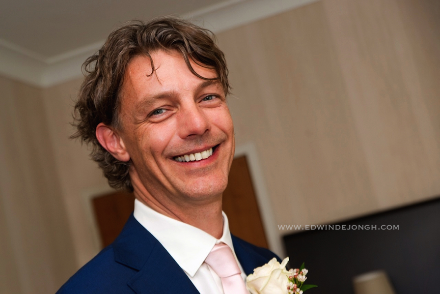 Bruidegom Ronald © Edwin de Jongh