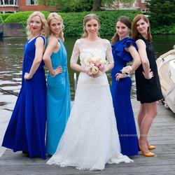 Oksana & vriendinnen © Edwin de Jong